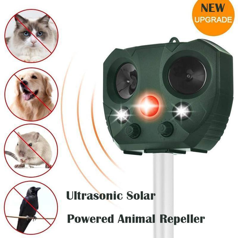 Ultrasonic Animal Pests Repeller