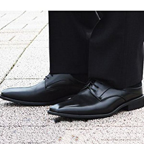 Men's Casual Leather Dress Shoes Slippers
