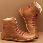 Casual Daily High Top Flat Boots