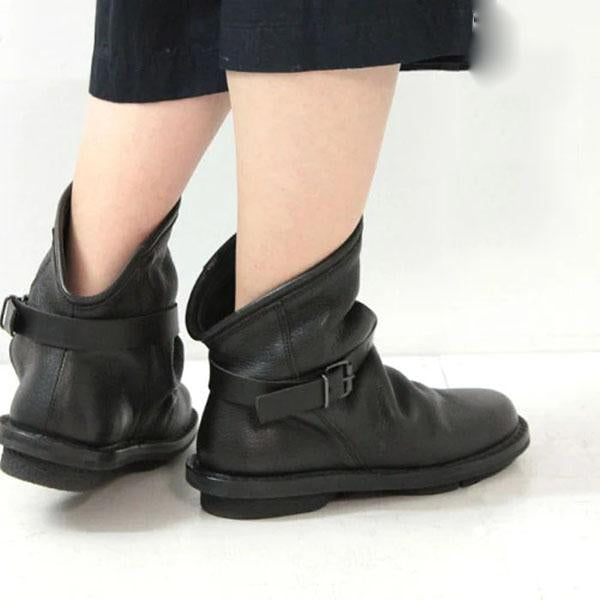 Men's Retro Soft Leather Ankle Boots