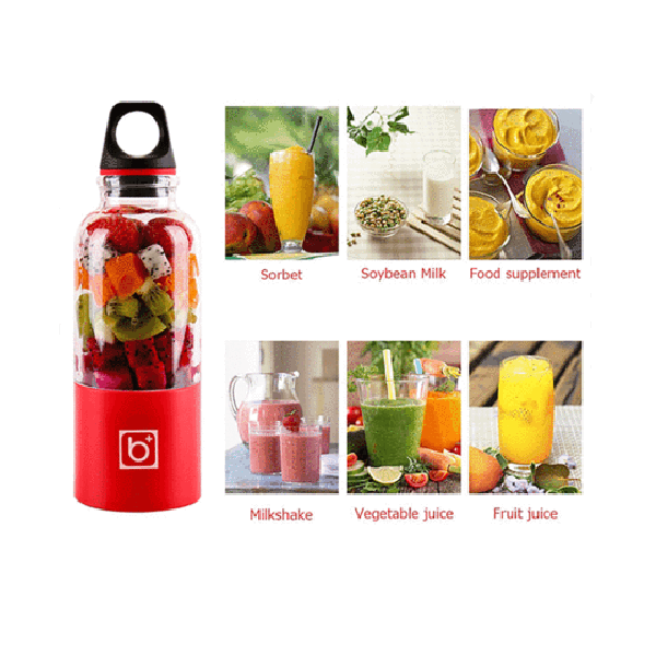 USB Charging Portable Juicer