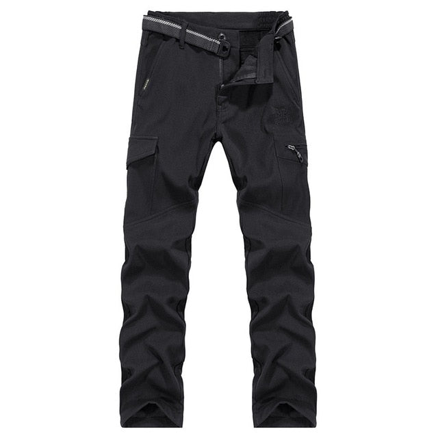 Men Loose Pocket Military Cargo Pants Men Cotton Pencil Harem Pants Camouflage Tactical Casual Trousers Sweatpants