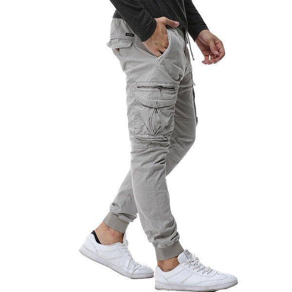 Mens Camouflage Tactical Pants Joggers Boost Military Casual Cotton Pants army Trousers