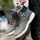 Men's Boots Winter Shoes Men Ankle Boots Waterproof Warm Sneakers Camouflage Shoes