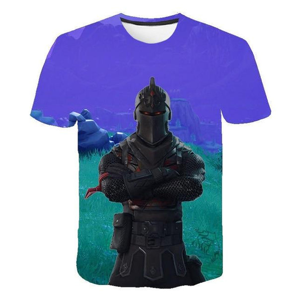 Battle Royale Gaming T-shirt Men's Women's Children/adult T-shirt Cartoon Cute T-shirt 3d Printed Clothing Teen Boy T-shirt Fortnite T-shirts