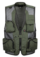 Mens christmas equipment cardigan Vests waistcoat plus size  outerwear clothing photographer sleeveless jacket