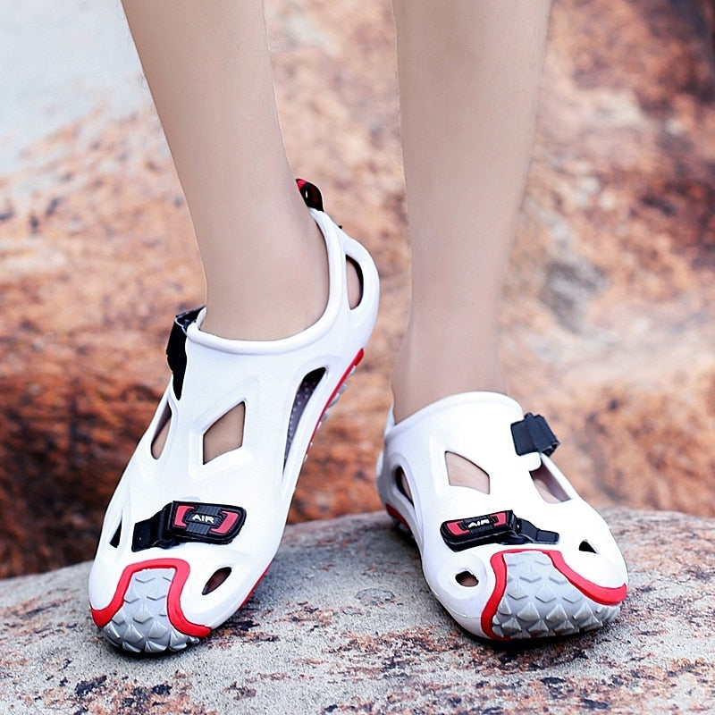 Men Outdoor Water Sneakers Sandals Beach Footwear Large Size Sandals
