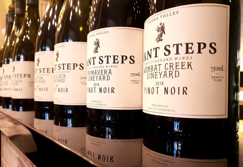 2018 Giant Steps Single Vineyard Launch