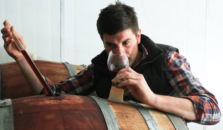 Owen Latta:  The Ballarat Boy Taking Australian Wine By Storm