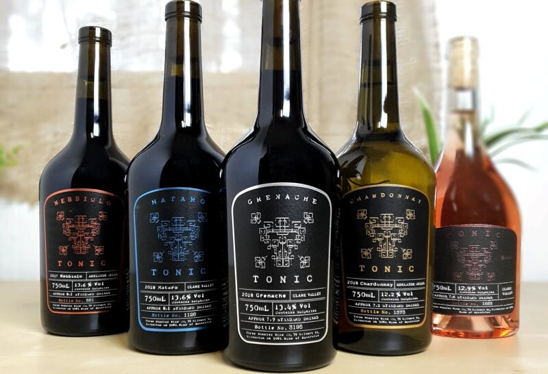 Five Smoking New Releases from Tonic Wines