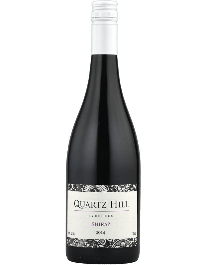 2014 Quartz Hill Estate Shiraz