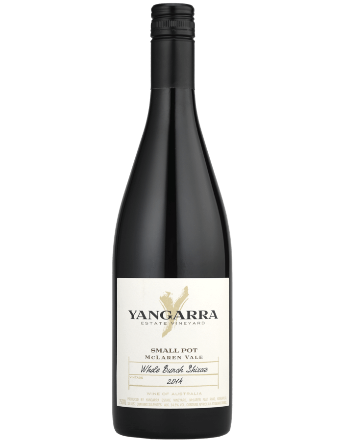2014 Yangarra Small Pot Whole Bunch Shiraz