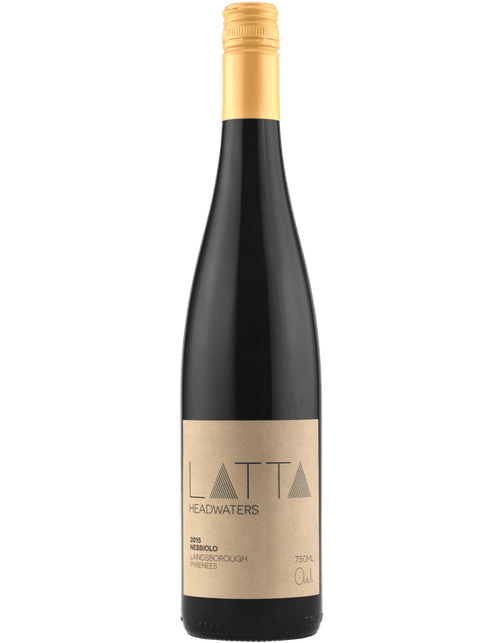 2015 Latta Headwaters Nebbiolo
