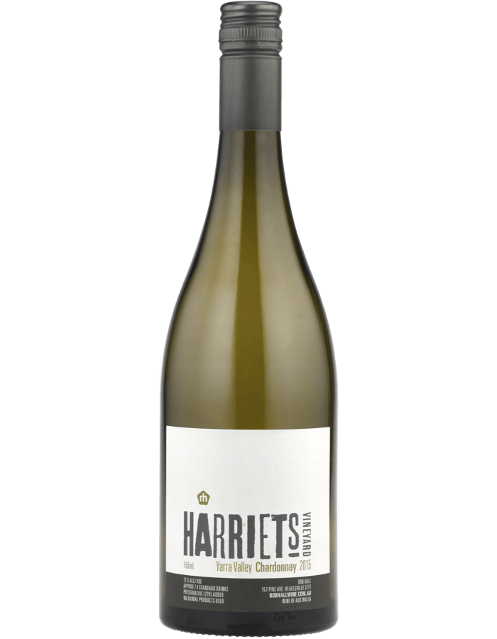 2015 Rob Hall Harriets Vineyard Chardonnay