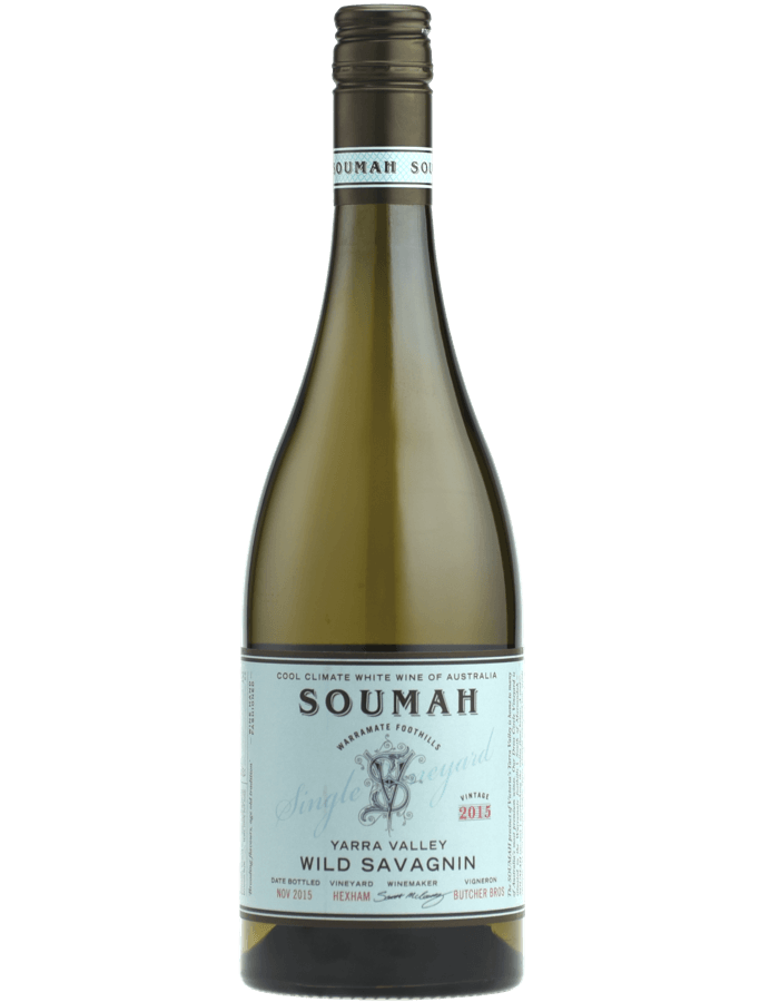 2015 Soumah Single Vineyard 'Wild' Savagnin