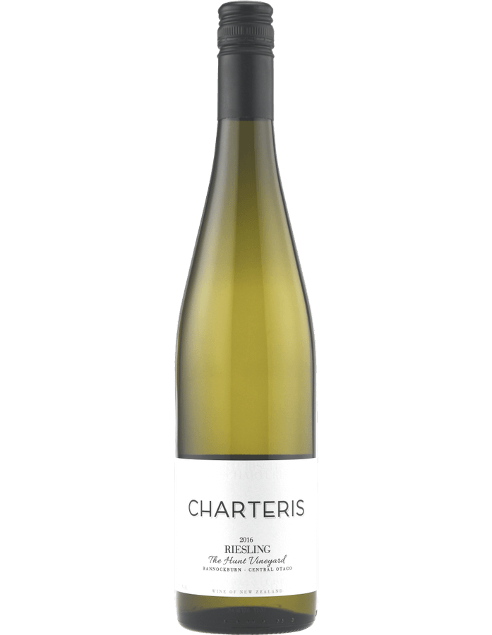 2016 Charteris The Hunt Vineyard Riesling