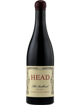 2016 Head The Redhead Shiraz