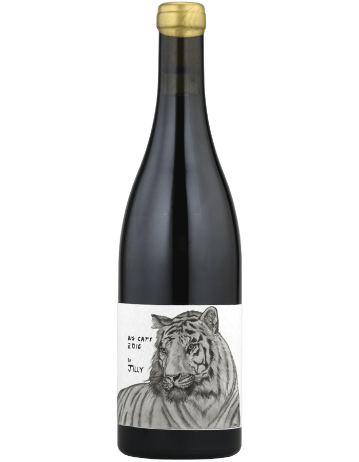 2017 Jilly Lone Big Cats Touriga Tempranillo