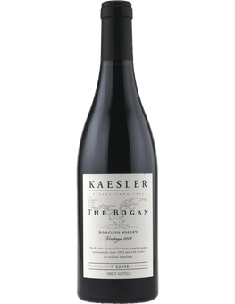 2016 Kaesler The Bogan Shiraz