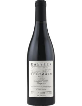 2017 Kaesler The Bogan Shiraz