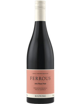 2016 Kooyong Single Vineyard Ferrous Pinot Noir