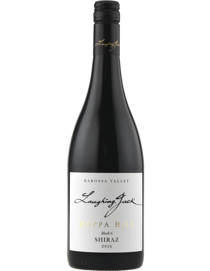 2016 Laughing Jack Moppa Hill Shiraz