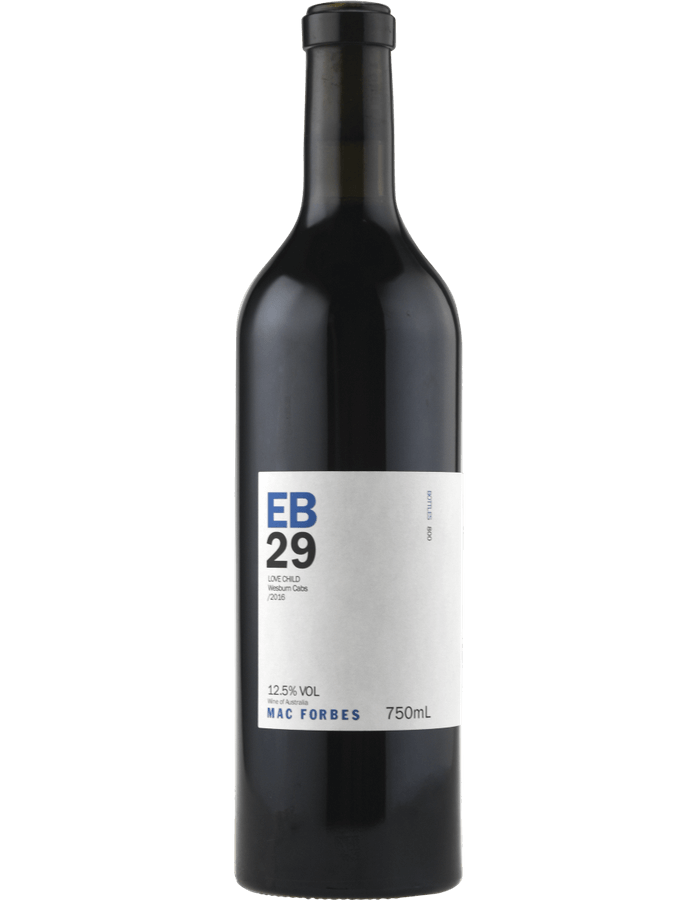 2016 Mac Forbes EB29 Love Child Cabernets