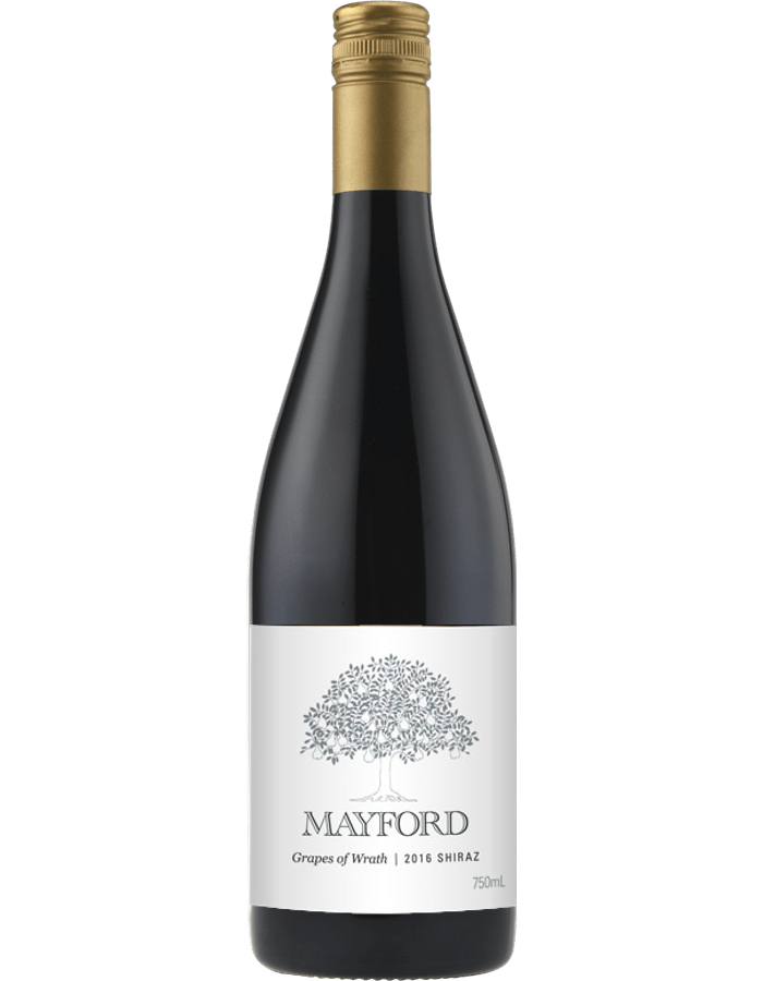 2016 Mayford Grapes of Wrath Shiraz