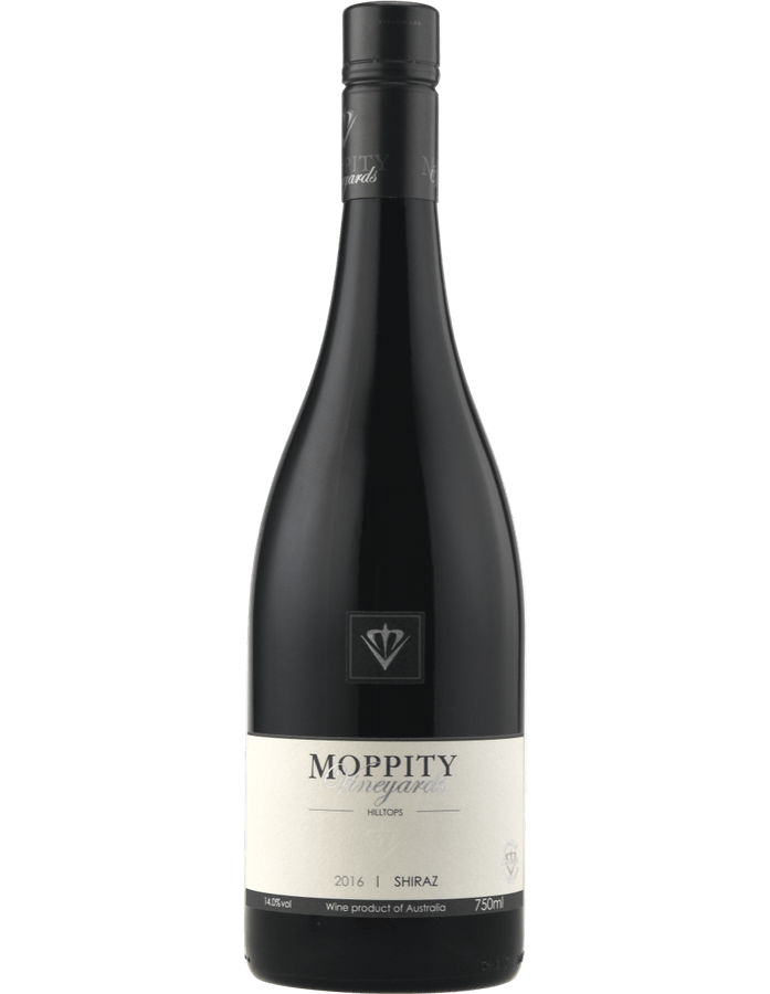 2016 Moppity Estate Shiraz