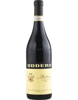 2016 Oddero Barbaresco Gallina