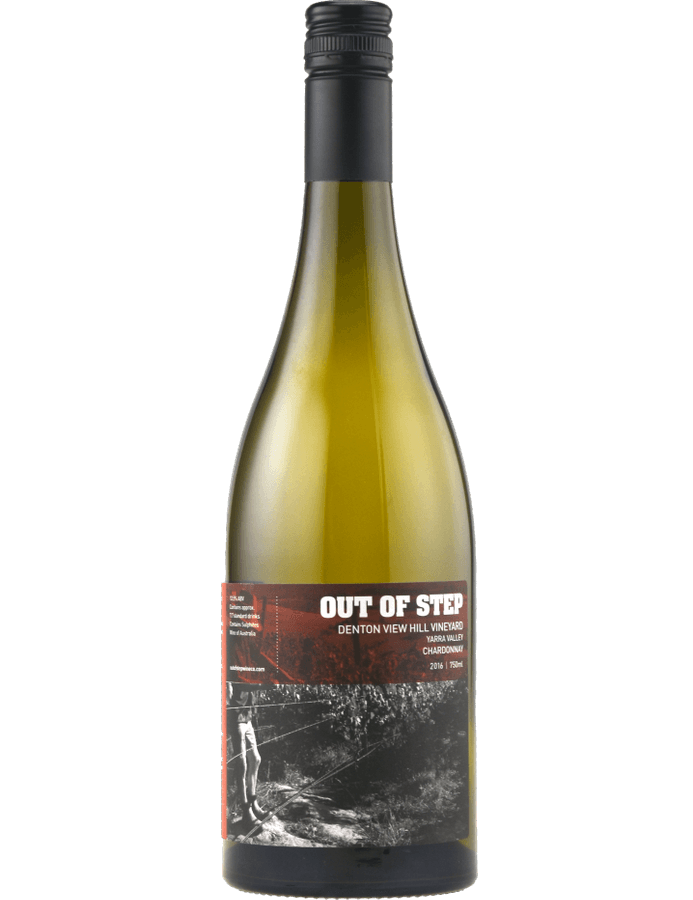 2016 Out of Step Denton View Hill Chardonnay