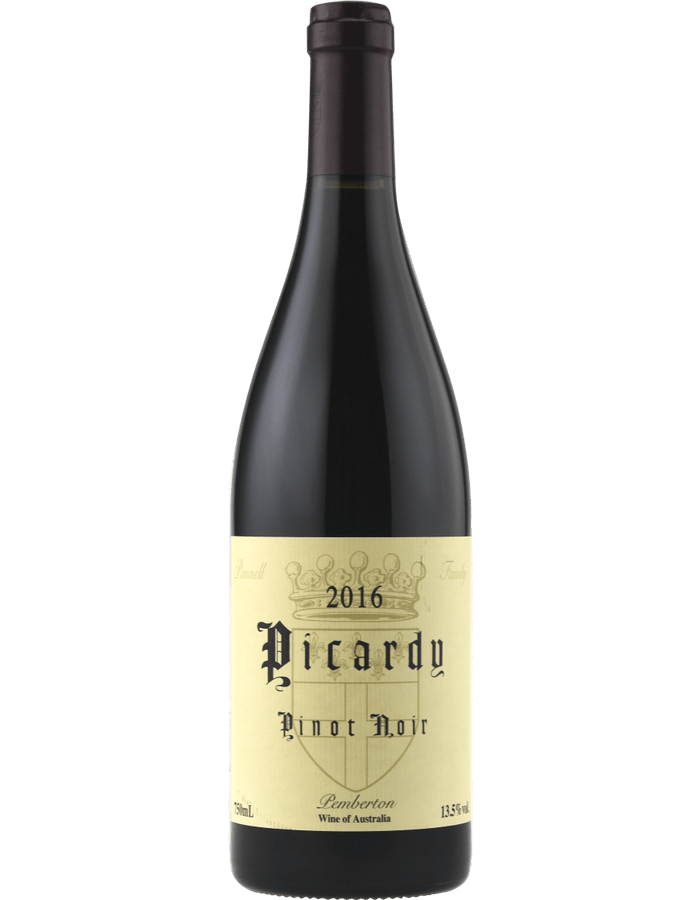2016 Picardy Pinot Noir