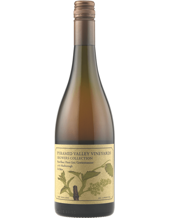 2016 Pyramid Valley Growers Collection On Skins White Blend