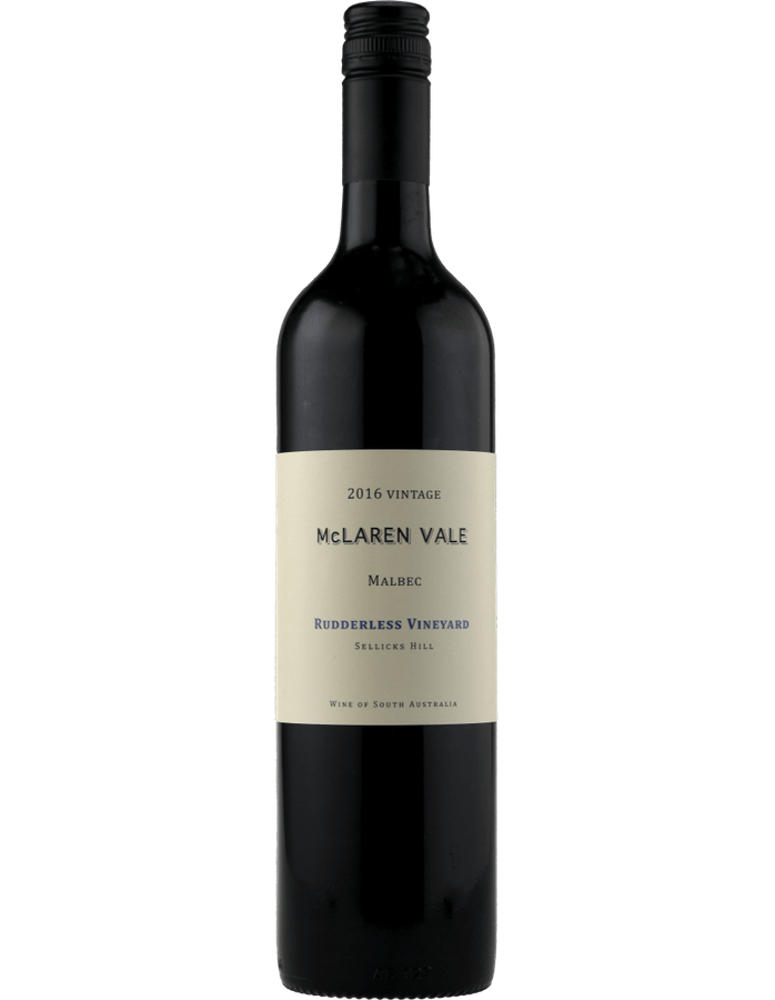 2016 Rudderless Vineyard Malbec