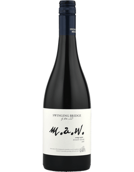 2017 Swinging Bridge M.A.W. Pinot Noir