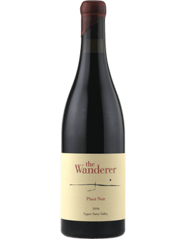 2016 The Wanderer Upper Yarra Pinot Noir