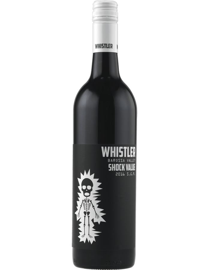 2016 Whistler Shock Value Red Blend