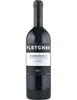 2017 Fletcher Barbaresco Starderi DOCG