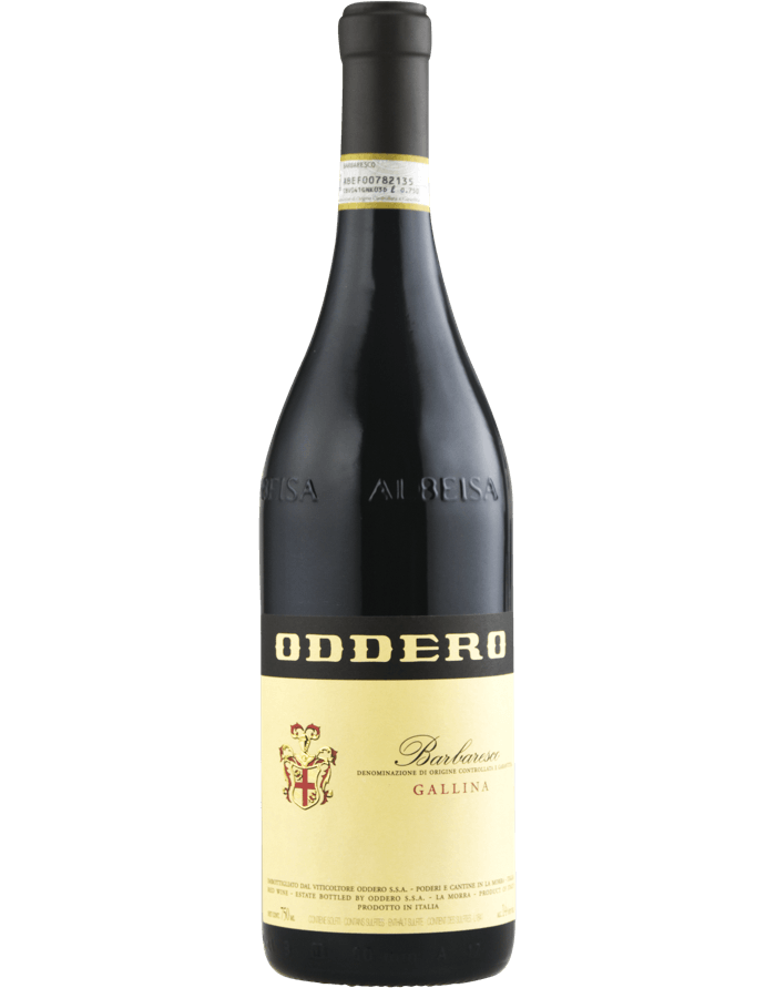2017 Oddero Barbaresco Gallina