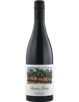 2017 Vinden Basket Press Shiraz