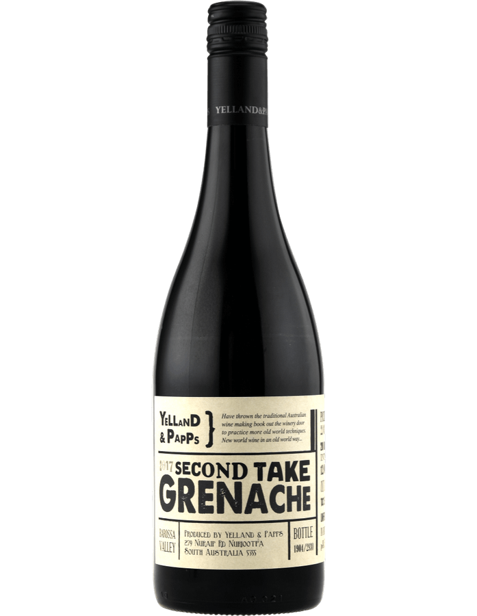 2018 Yelland & Papps Second Take Grenache