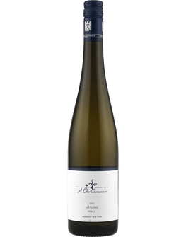 2017 A. Christmann Estate Riesling