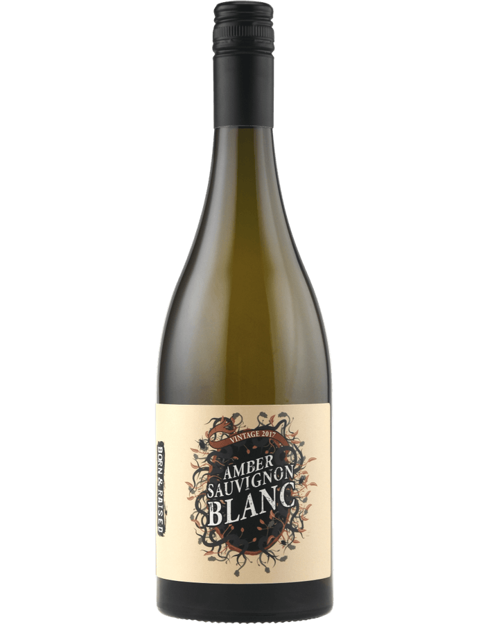 2017 Born & Raised Amber Sauvignon Blanc