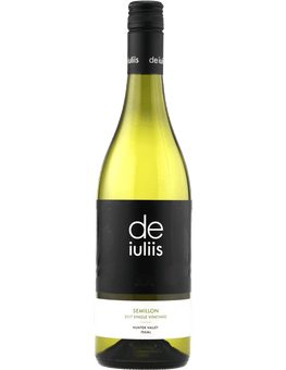 2017 De Iuliis Single Vineyard Semillon