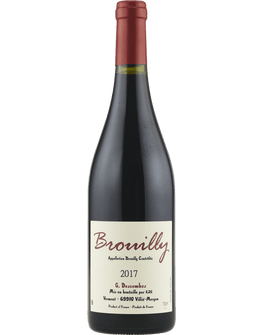 2017 Georges Descombes Brouilly