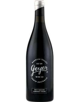 2017 Geyer Wine Co. Cabernet Franc