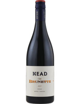2017 Head The Brunette Shiraz
