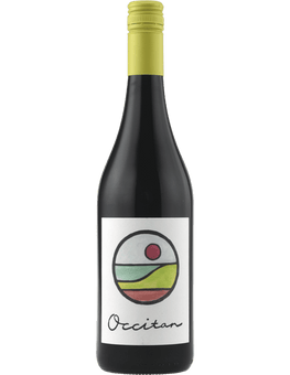 2017 Les Fruits Occitan Red Blend