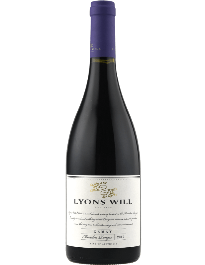 2017 Lyons Will Gamay