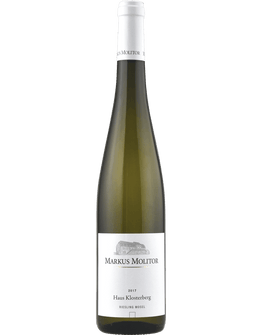 2017 Markus Molitor Haus Klosterberg Riesling Dry